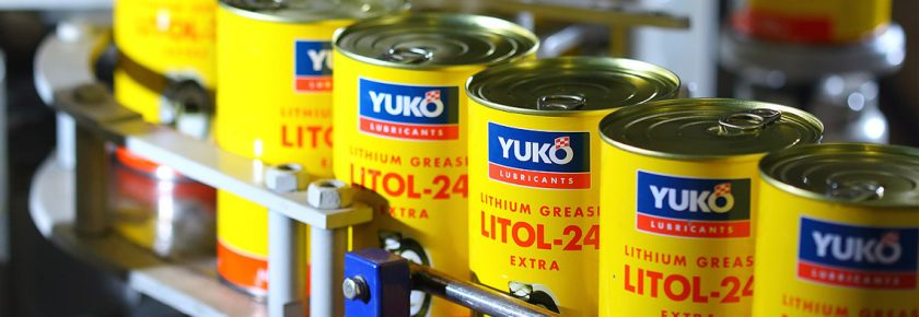 Эффективное управление запасами на производстве смазочных материалов Yuko Lubricants