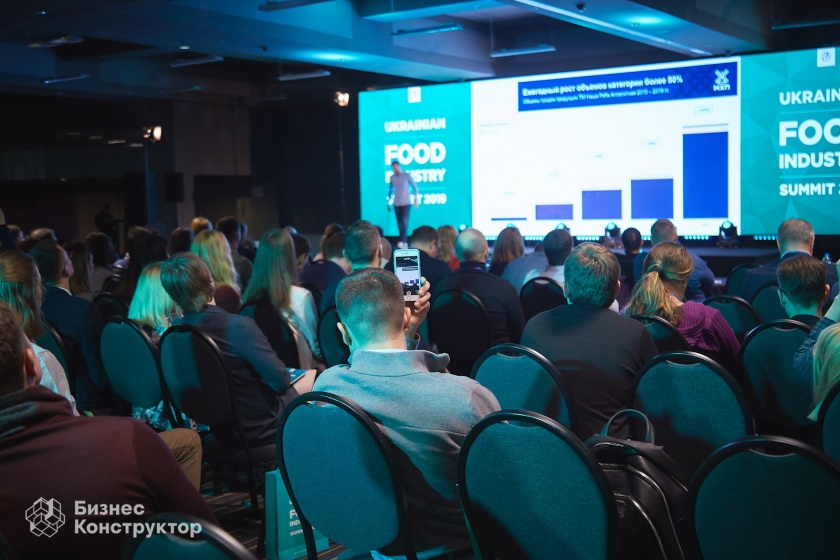 В жанре репортаж: ABM Cloud на Food Industry Summit