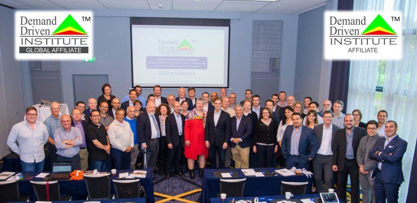 Конференция Demand Driven World 2019: анонсирование Adaptive S&OP  — новый виток развития бизнеса
