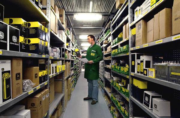 Оптимизация склада