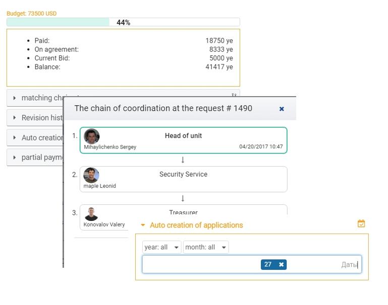 Automated payment process_ABM Cashflow
