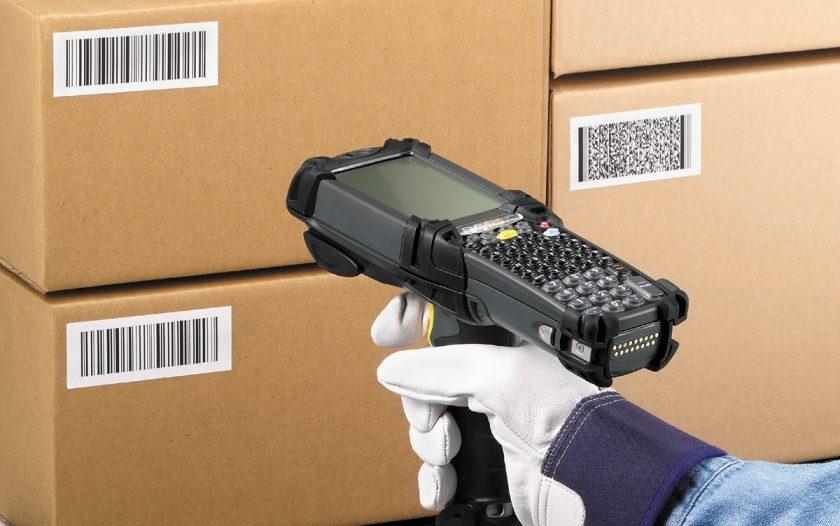 Инвентаризация склада с помощью терминала сбора данных ТСД