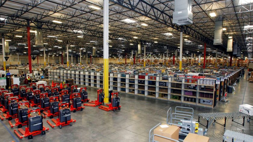 Автоматизация комплектации товаров на складе