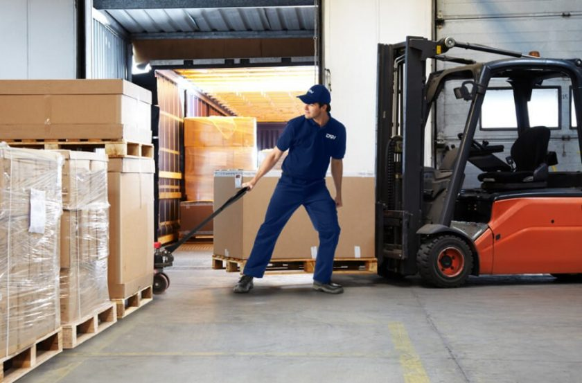 Эффективное использование складских площадей