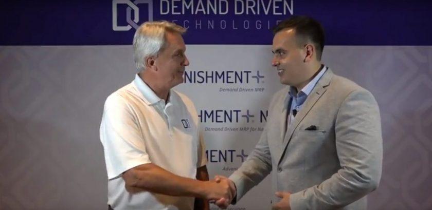 Interview Erik Bush, CEO of Demand Driven Technologies