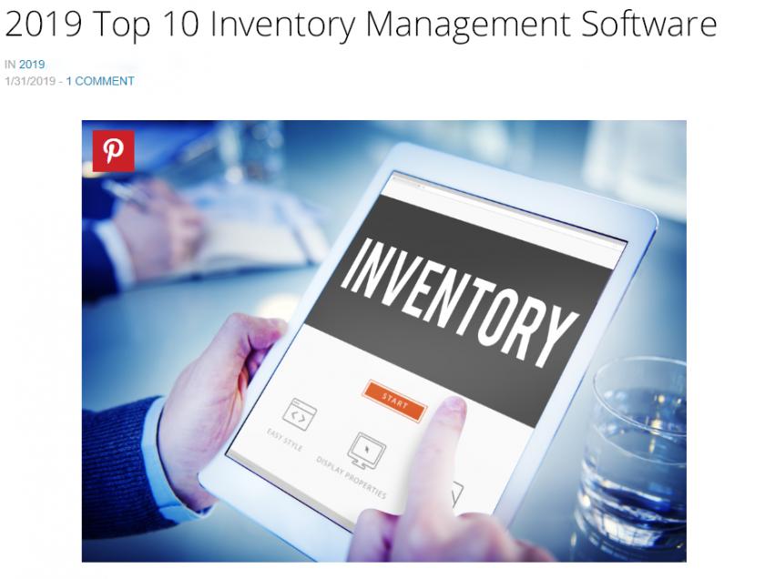 Рейтинг ТОП-10 систем по управлению запасами: ABM Inventory в деле