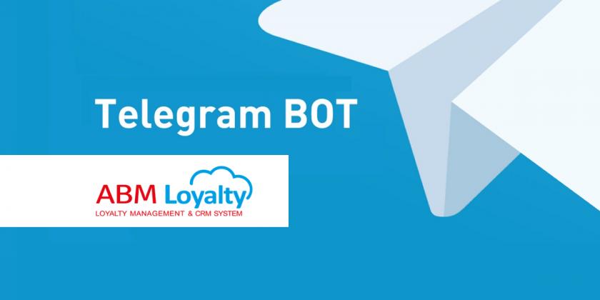 Обновление инструментов ABM Loyalty: Telegram bot для торговой сети