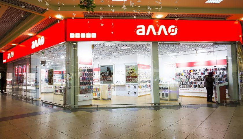 Оптимизация склада АЛЛО — лидеры розничного рынка выбирают ABM WMS!