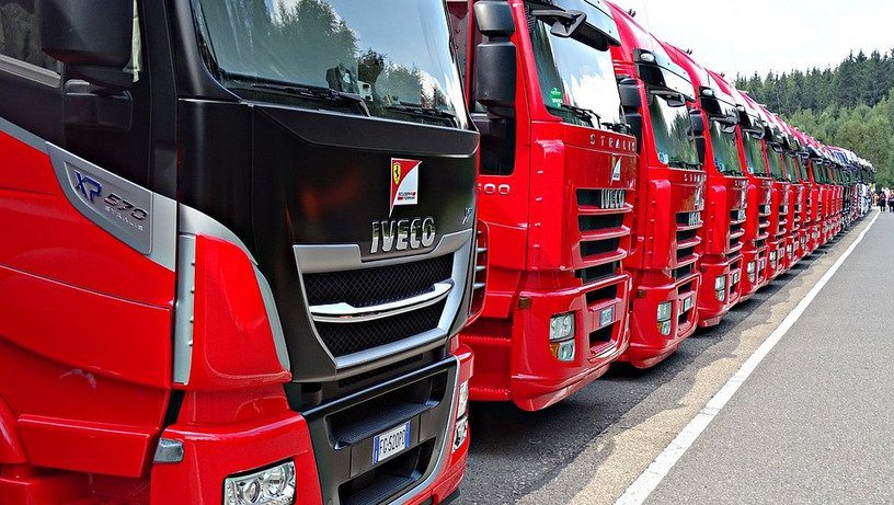 Программа для логистики транспорта компании Engin