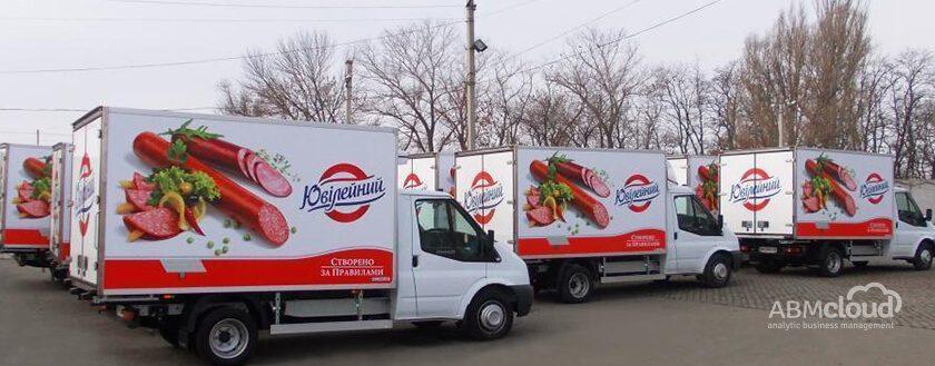 Маршрутизация доставок для мясокомбината «ЮБИЛЕЙНЫЙ». Итоги проекта