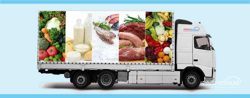 Оптимизация доставки скоропортящейся продукции с помощью ABM Rinkai TMS