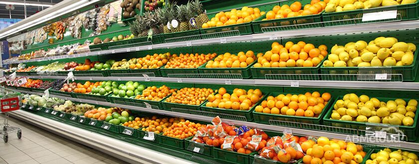 "Stock management optimization in the ""Barvinok"" retail chain"