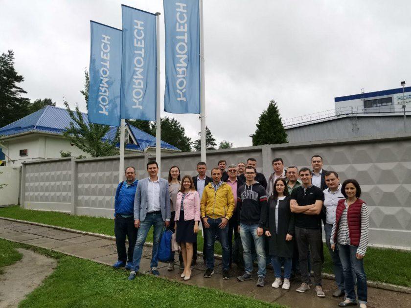 Референсная экскурсия на завод Kormotech. Как правильное управление запасами дало буст успешному производству.