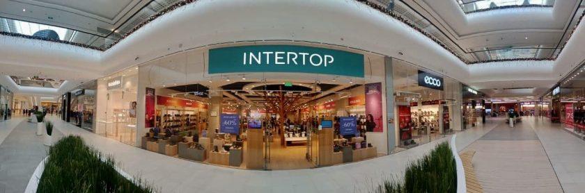 Программа лояльности для Intertop Kazakhstan