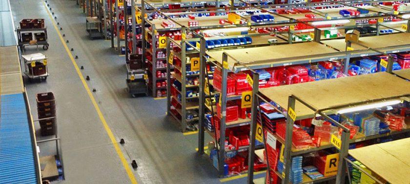 WMS система управление складом